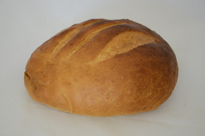 Bread Freshly Produced By Lewis S Bakery